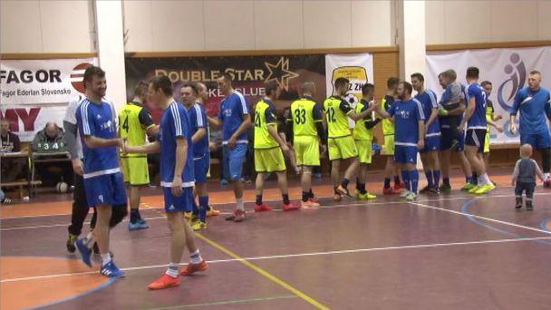 Semifinále žiarskej  futsalovej ligy