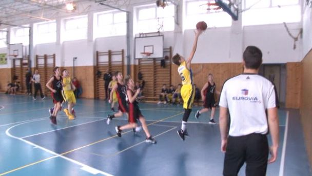 Basketbal: Žiar vs. Liptovský Mikuláš
