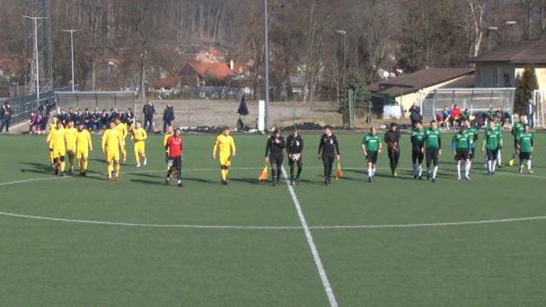 FK Pohronie zvládlo Kalinovo ľavou zadnou