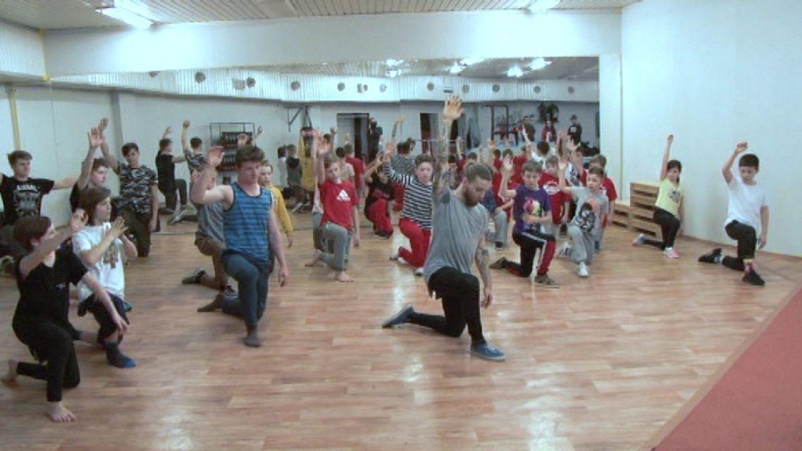 Tanečník Ján Džony Minárik v Biosovej Planéte pohybu