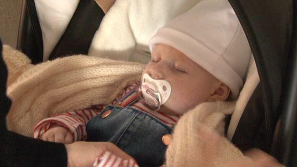 Malá Dianka návštevu u primátora prespala
