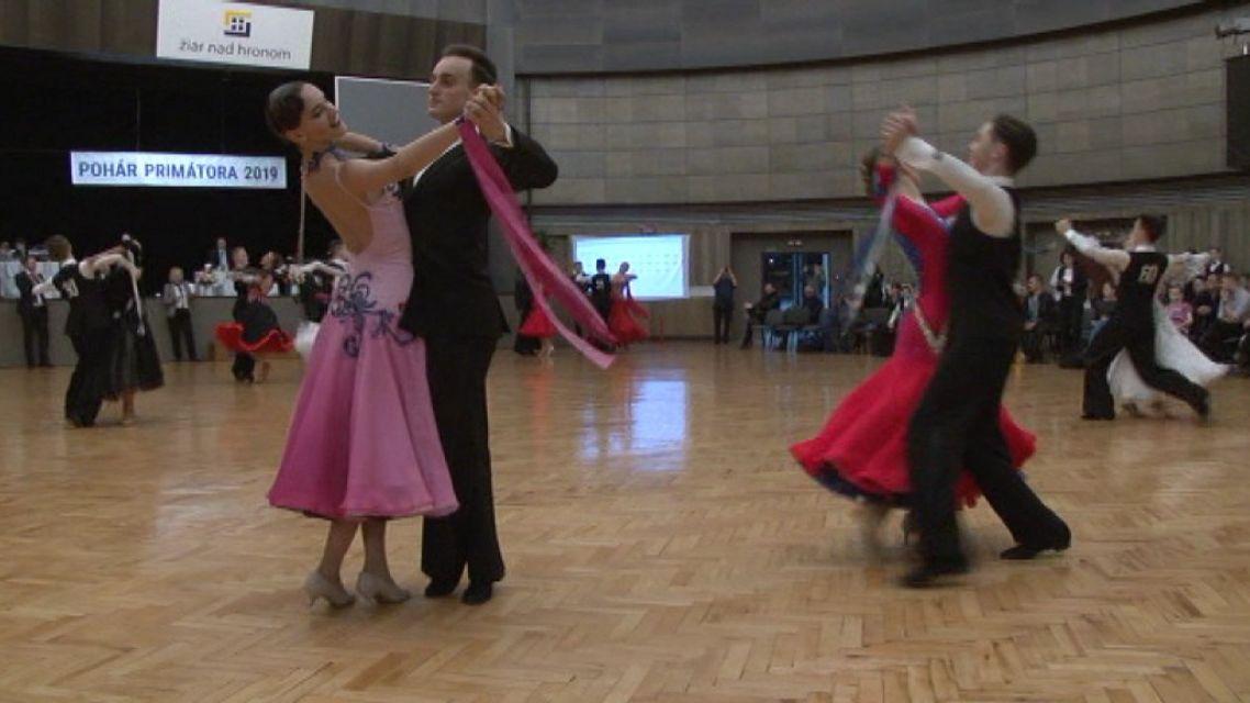 28. ročník O pohár žiarskeho primátora v tanečnom športe