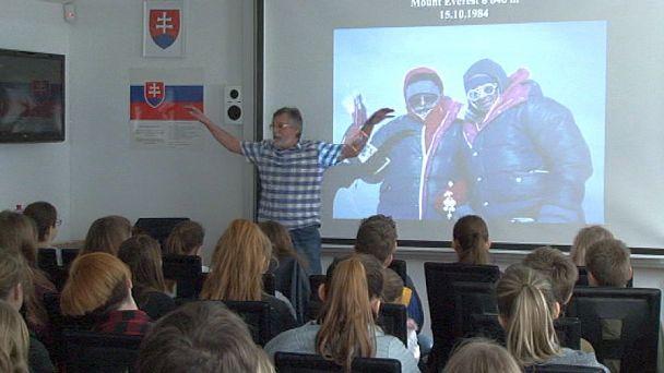 Zoltán Demján rozprával v Žiari svoj príbeh