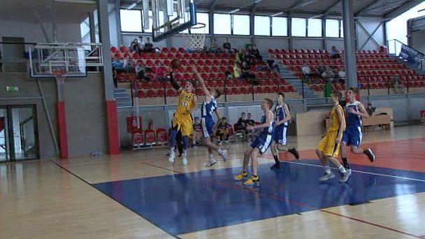 Basketbal st.žiaci: Žiar vs. MBK AŠK Trnava