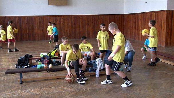 Žiarska Nemak basketbalová mikroliga 2019