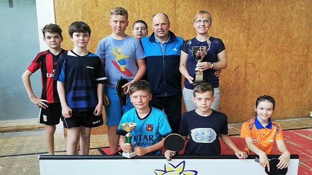 Stolný tenis v žiarskych školách
