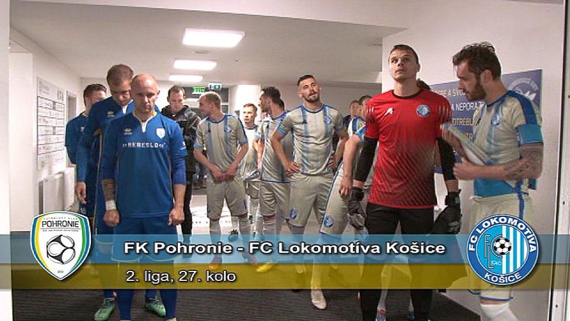 FK Pohronie vs. Lokomotíva Košice