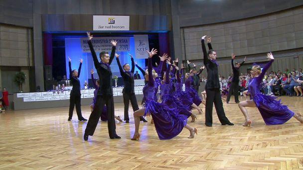MSR v plesových choreografiách 2019