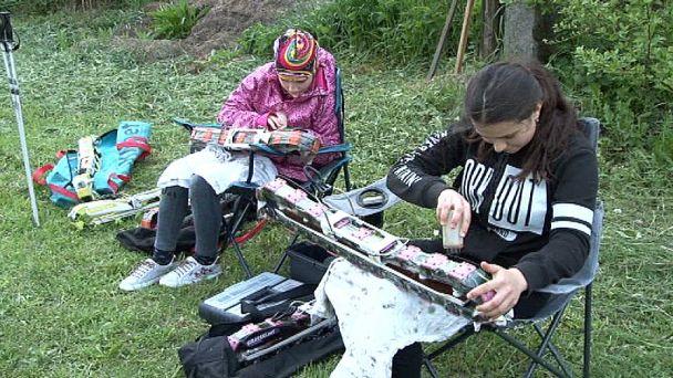 V okolí Žiaru trénuje majsterka Slovenska