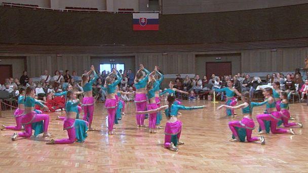 Celoslovenský Deň tanca bol v Žiari