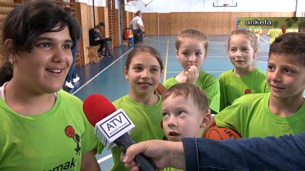 Prečo sa deťom basketbal páči?