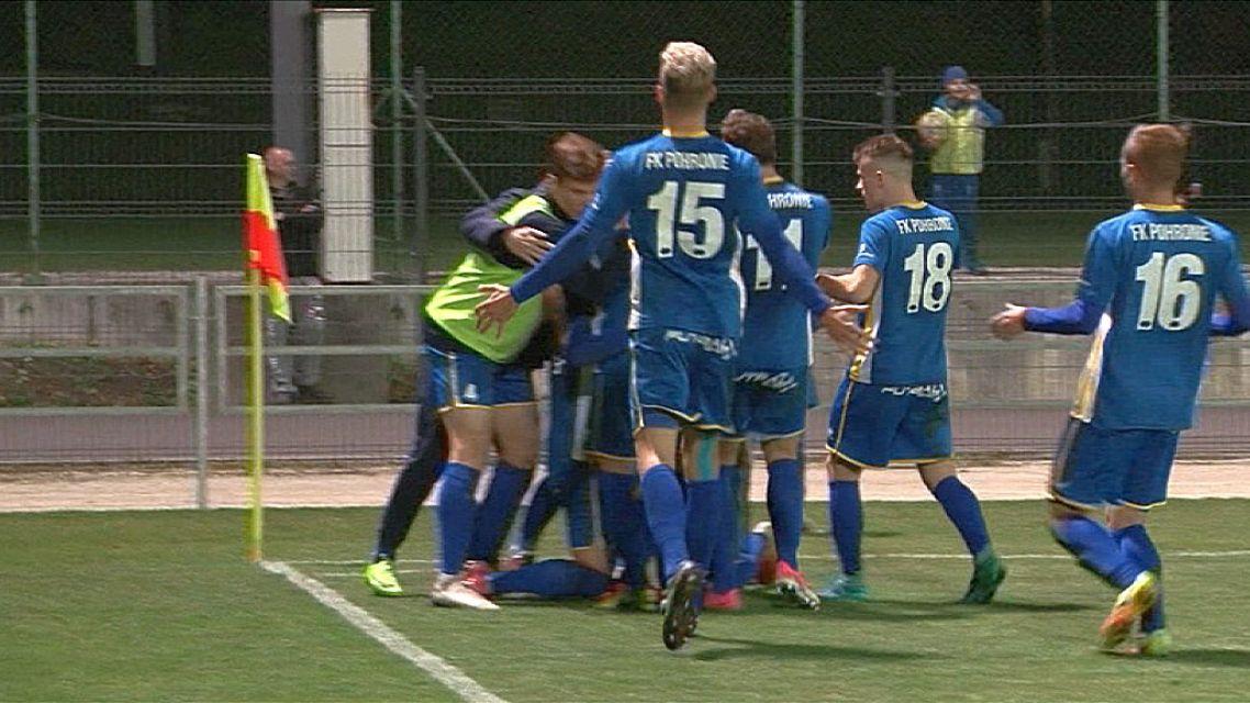 Zostrih zápasov FK Pohronie v jesennej časti ligy