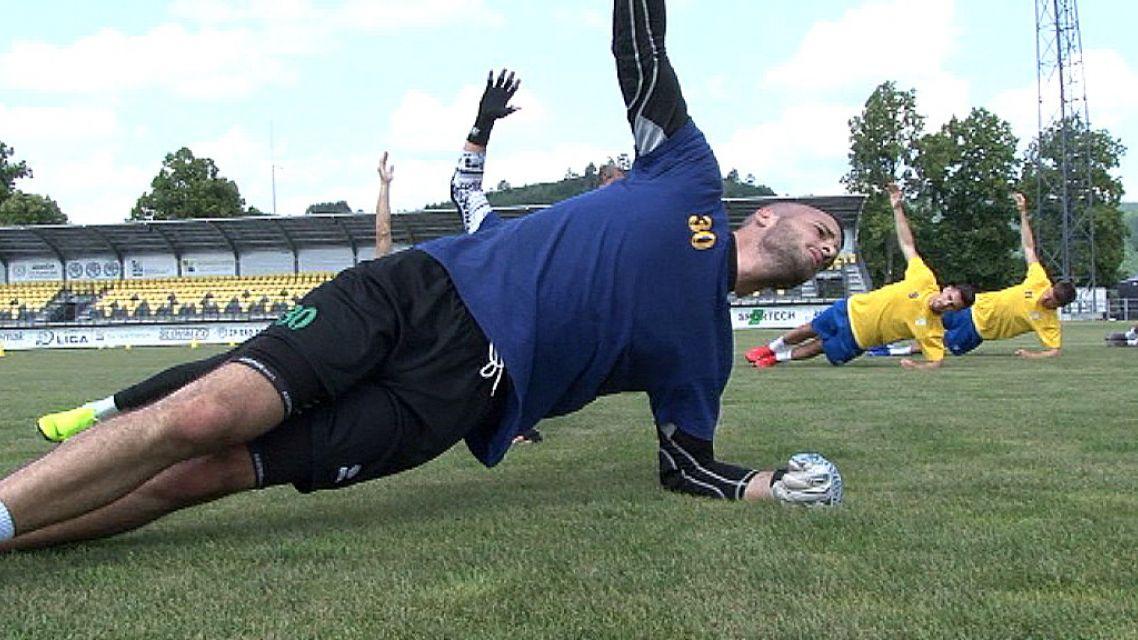 Prvý tréning FK Pohronie pred Fortuna ligou