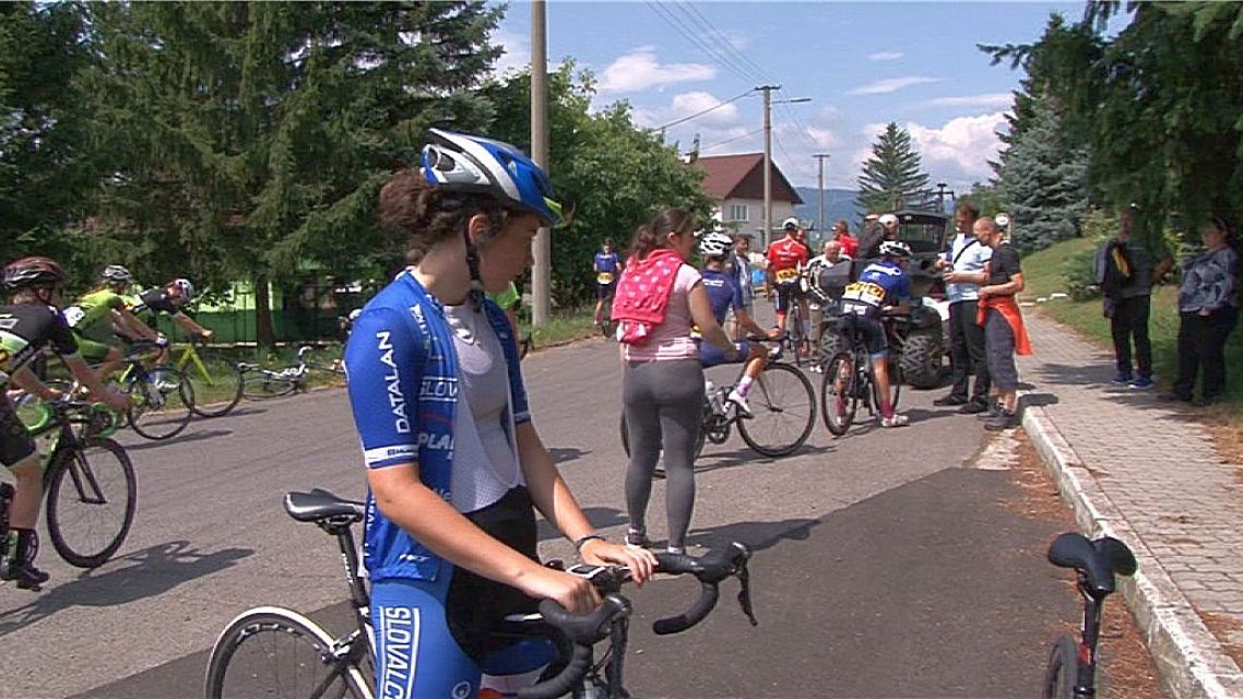 MS v cyklistike boli aj o Pohári Slovalca
