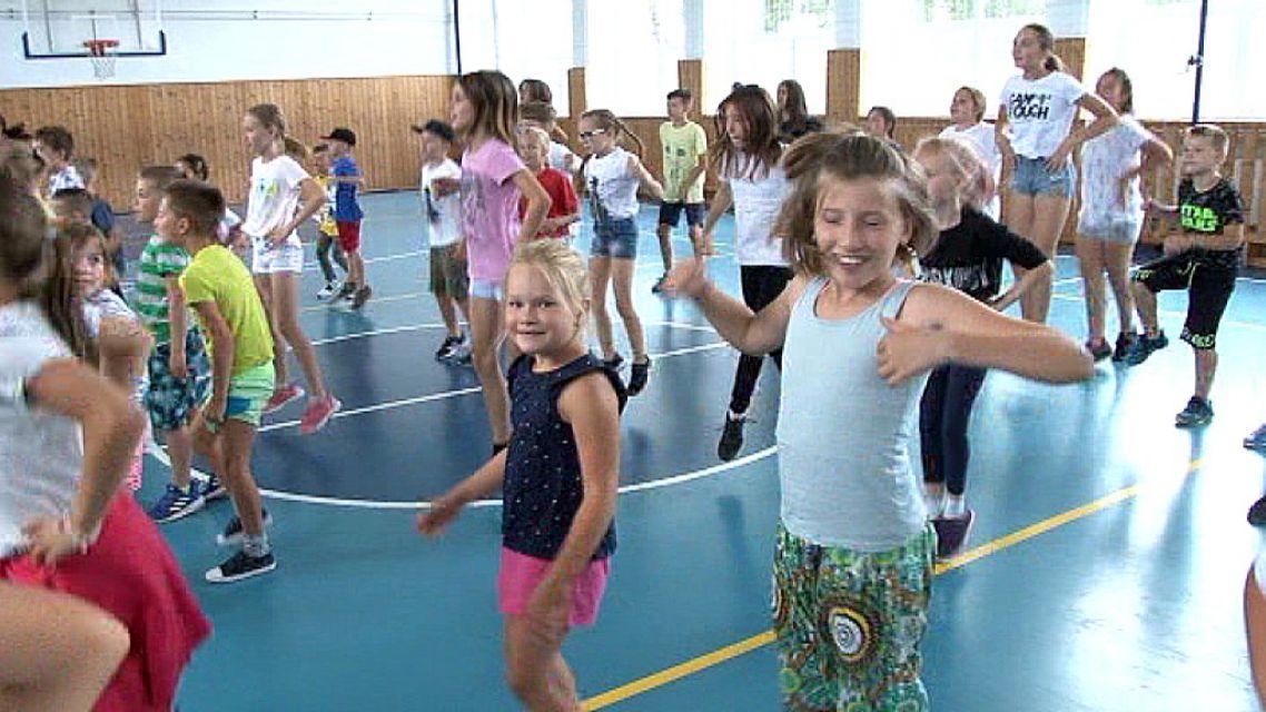 Letná tanečná škola na Dvojke