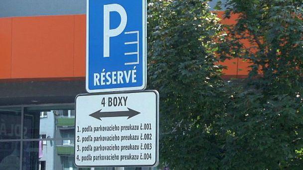 Podnikatelia si môžu budovať parkoviská