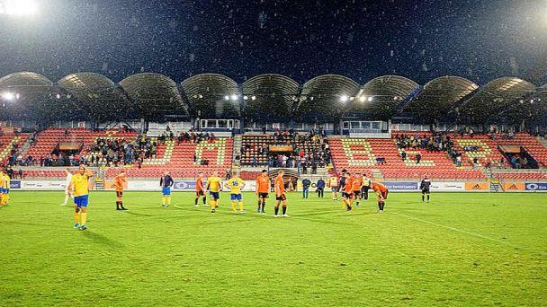 FK Pohronie vs. Ružomberok