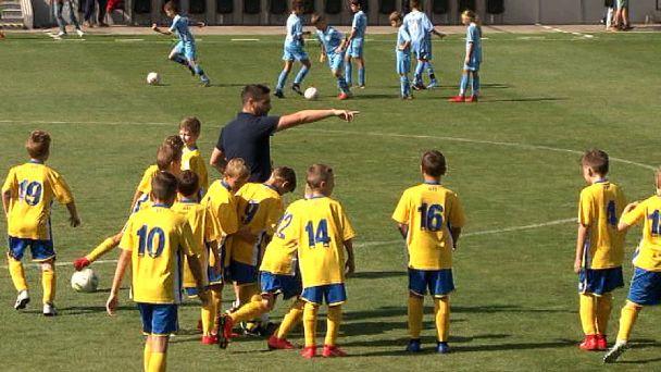 Turnaj futbalových prípraviek bol tentokrát v Žiari