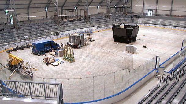 Takto rástla Slovalco aréna