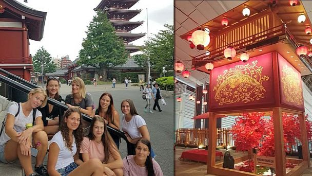 Žiarska karatistka bola až v Japonsku
