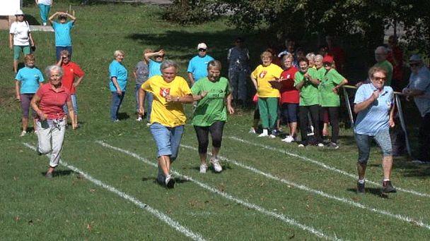 Olympiáda seniorov bola opäť v Prestavlkoch