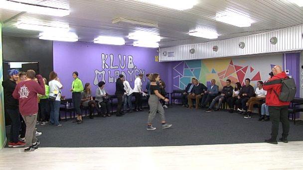 Žiarska mládež obnovila tradíciu Klubu mladých