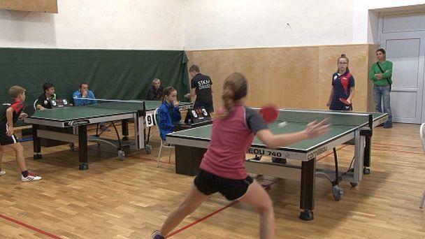 Žiarski tenisti hrali v oslabení
