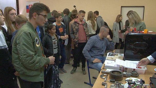 Na Deň techniky prišlo takmer 700 žiakov