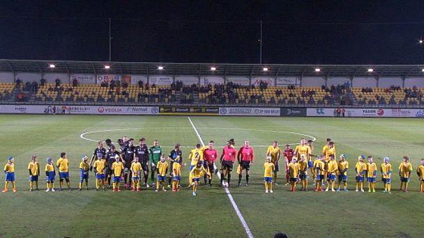 Pohronie privítalo  FC Vion Zlaté Moravce