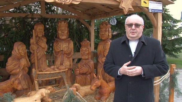 Diakon Štefan Paľúch o Vianociach