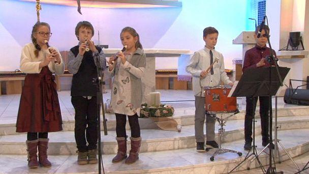Adventný koncert žiarskej ZUŠ-ky