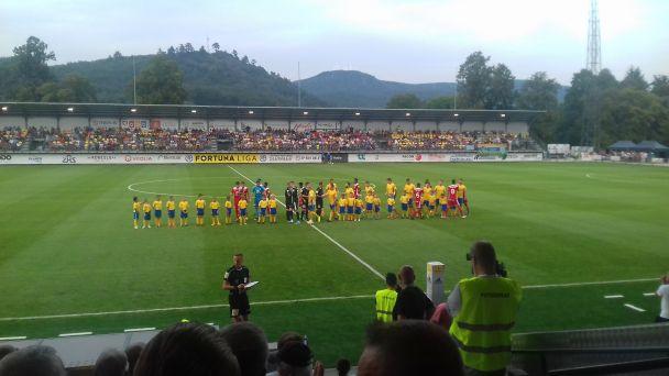FK Pohronie podľahlo Trenčínu