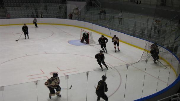 Žiarsky Indian hral proti UMB Bystrica so cťou