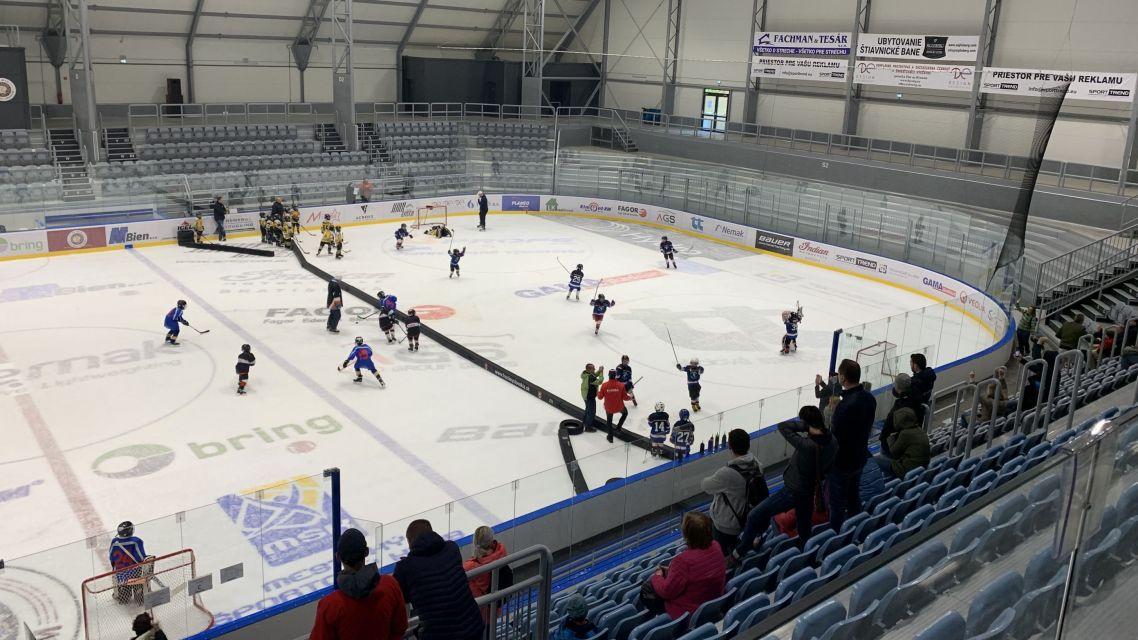 Žiarski Šakalíci na európskom hokejovom turnaji