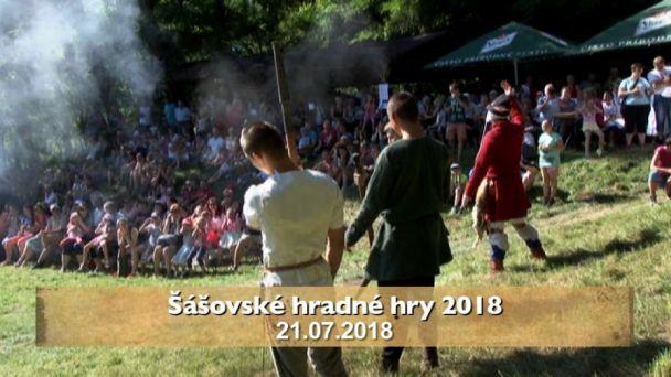 Šášovské hradné hry tento rok s niekoľkými novinkami
