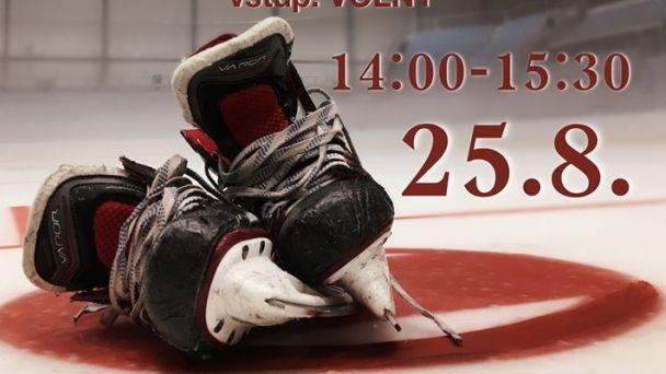 Už v nedeľu môžu deti začať korčuľovať