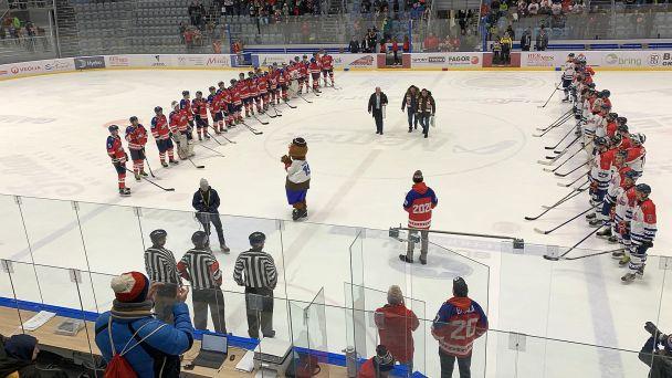 Zápas hviezd II. hokejovej ligy 2020 tentokrát v Žiari