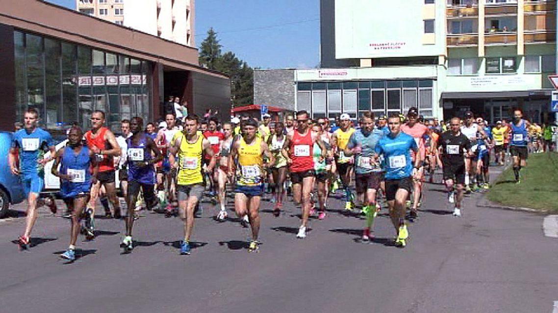 Mesto opäť organizuje Žiarsky mestský polmaratón