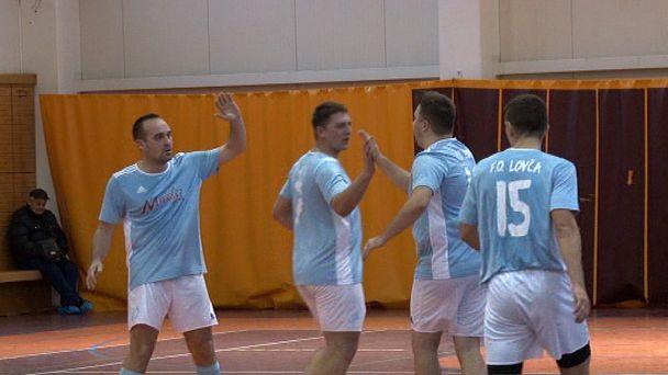 Žiarska Zimná futsalová liga 2019