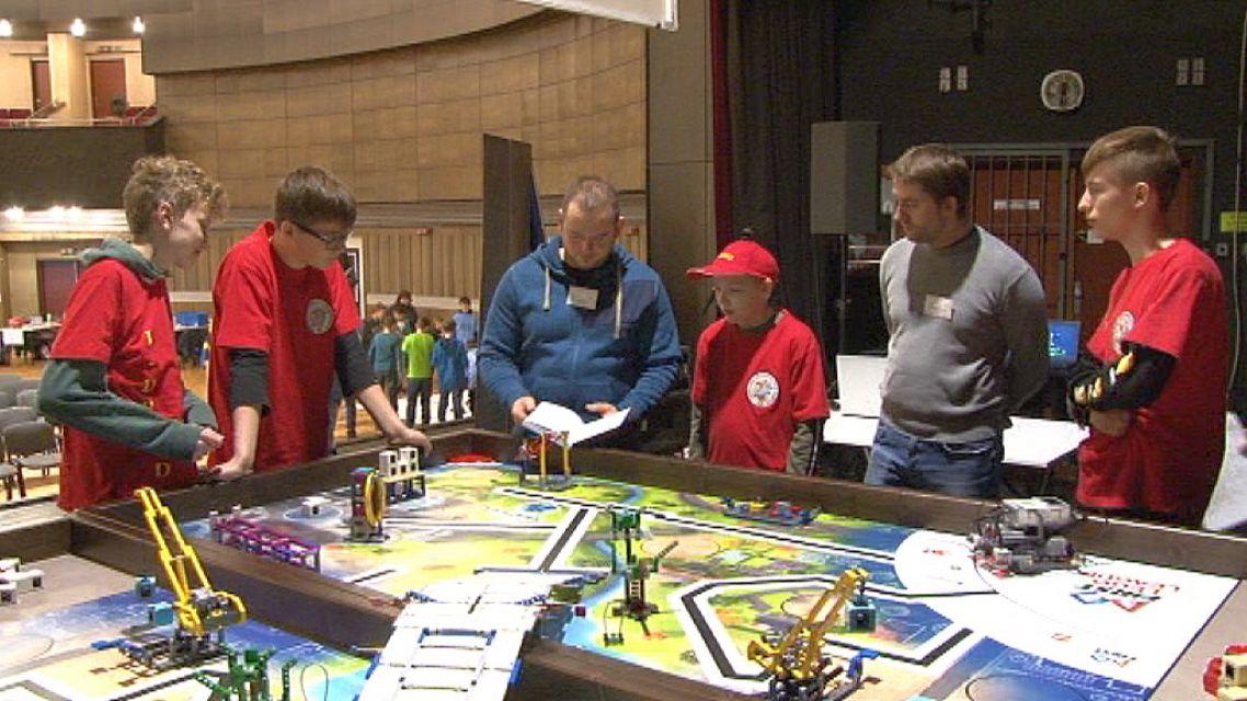 Regionálne kolo First Lego League v Žiari