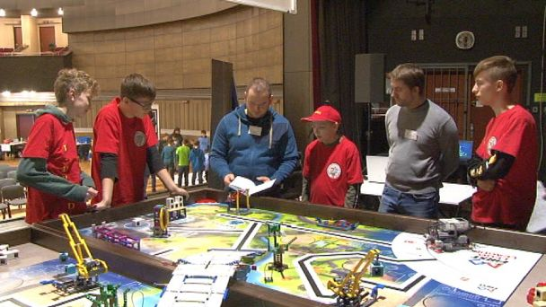 Regionálne kolo First Lego League v Žiari