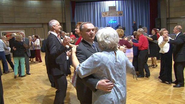 Žiarsky Ples seniorov 2020