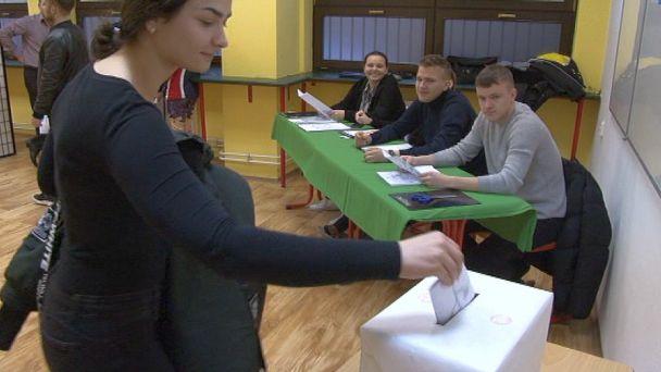 Ako hlasovali slovenskí študenti v simulovaných voľbách
