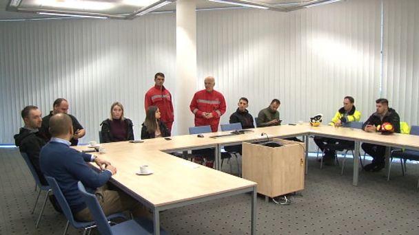 Bezpečnostní experti si v Slovalcu odovzdávali know-how