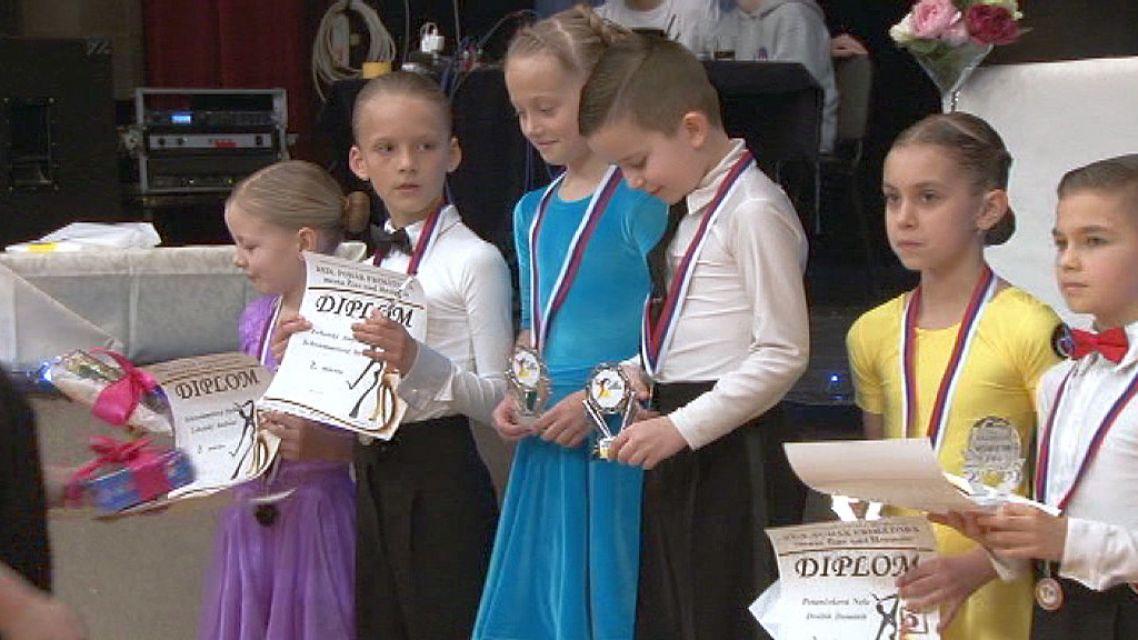29.ročník medzinárodnej tanečnej súťaže opäť v Žiari