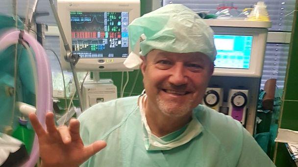 38 rokov pracoval Ladislav Kukolík v žiarskej nemocnici