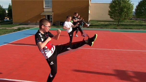 Žiarsky Karate klub sa vracia na športoviská