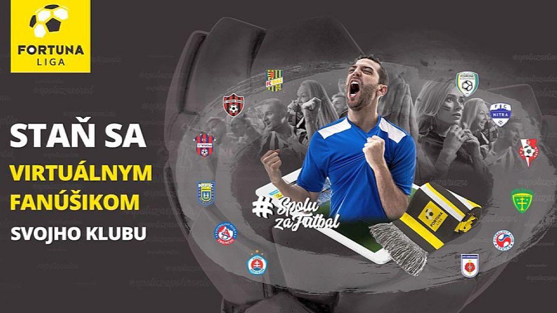 Staň sa virtuálnym fanúšikom FK Pohronie