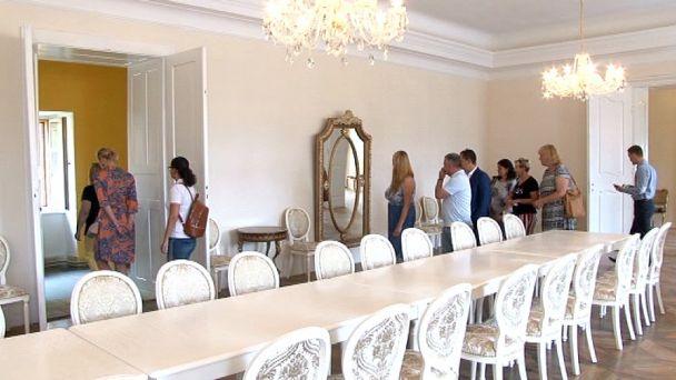 Kaštieľ v Žiari je otvorený aj pre verejnosť