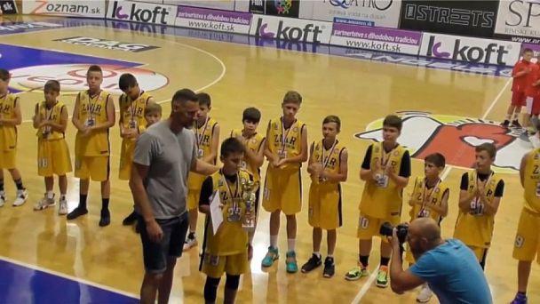 Do Žiaru priniesli športovci ďalší titul